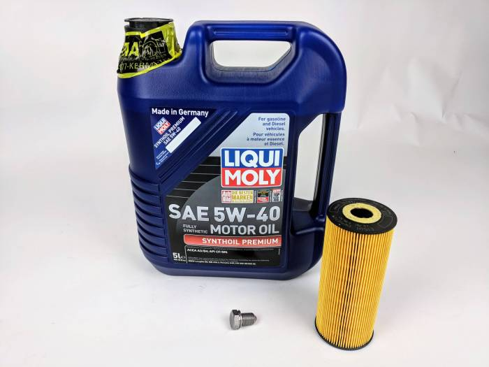 Various but Always Quality - ALH Mk4 Oil Change Kit