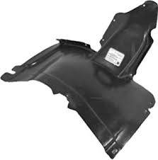 OEM VW - Lower Left Fender Liner (Mk5 BRM)