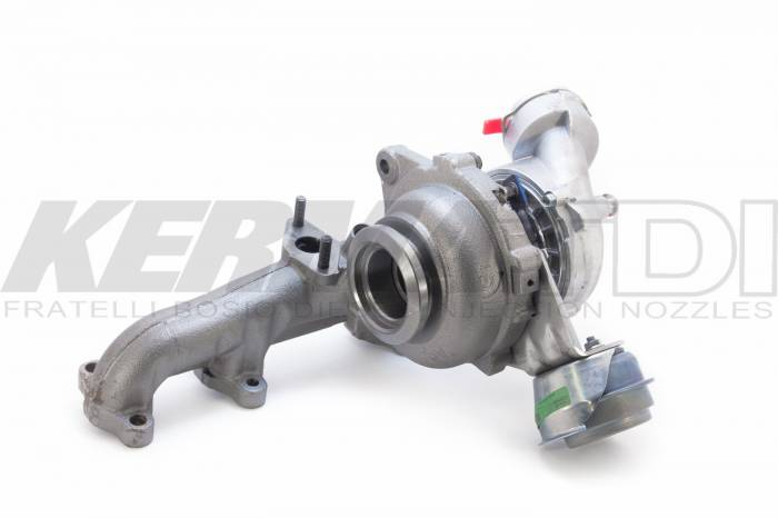 Garrett - Garrett PD140 Upgrade Turbo BRM 2005.5-2006 Jetta Mk5