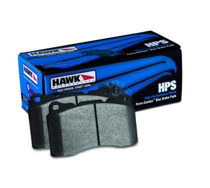 Hawk HPS Composite Front Brake Pad set for 328d and 328d X-Drive