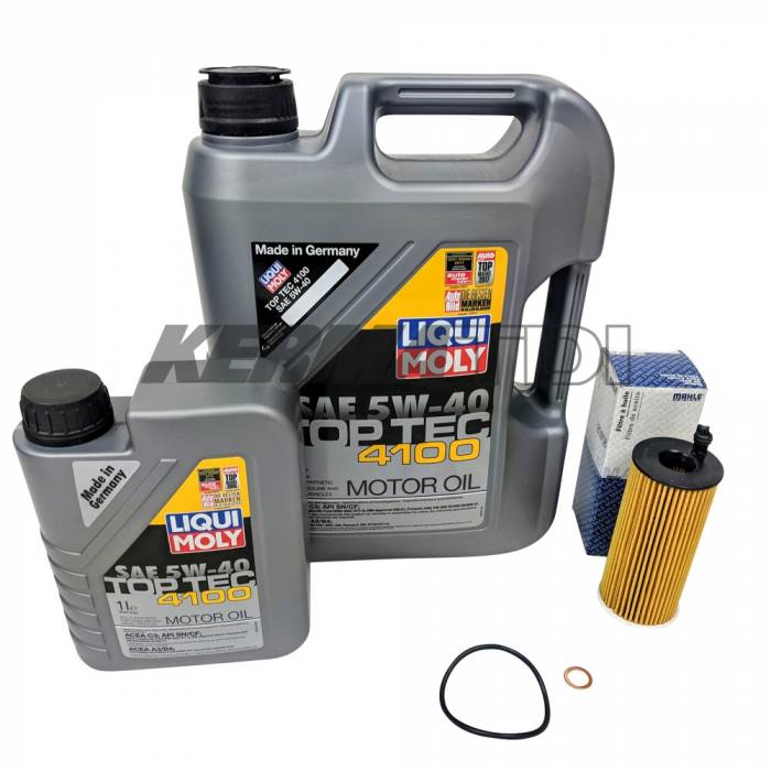 Various but Always Quality - Oil Change Kit for BMW 328d and X3