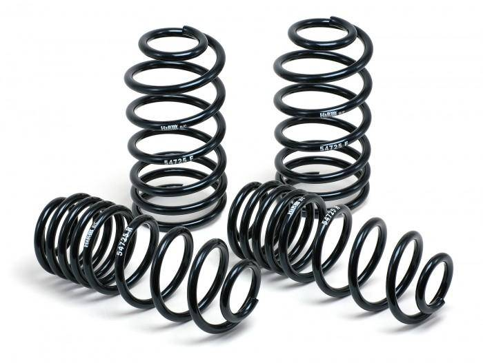 H&R - H&R Sport Springs for Mk7 Golf Sportwagen TDI