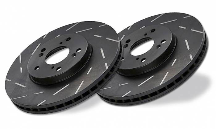 EBC Front Slotted Rotors Mk6 Pair