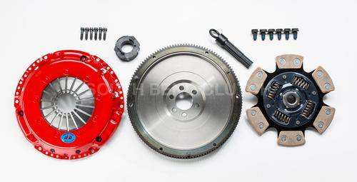 South Bend Clutch - South Bend Clutch Stage 2 Drag Clutch Kit with 22lb CNC Solid Flywheel