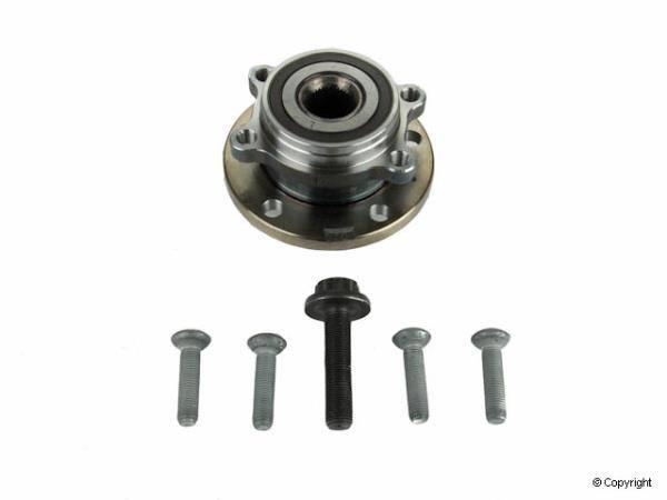 FAG - Front Wheel Bearing Kit (Mk5)(Mk6)(NMS)(Audi A3)