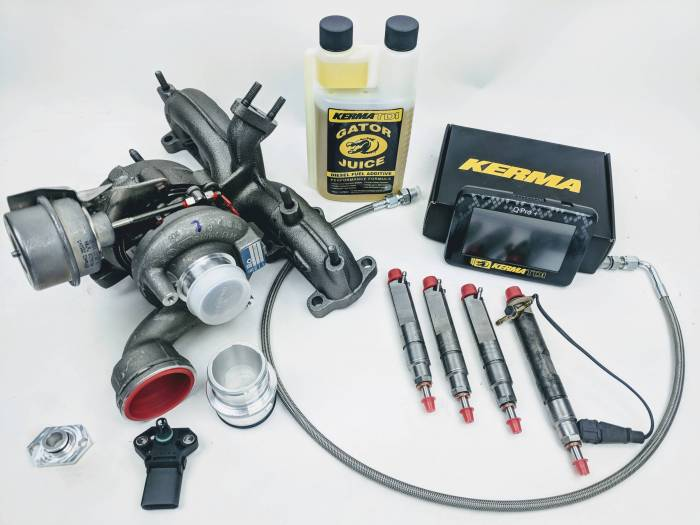165+whp kit for ALH TDI 2000-2003 (later models)