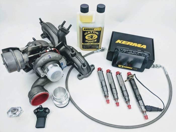 KermaTDI - 165+whp kit for ALH TDI 2000-2003 (later models)
