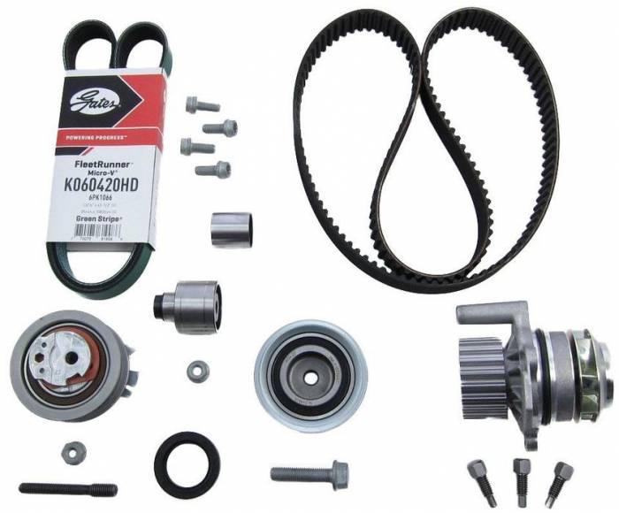 Dieselgeek - Complete Timing Belt Kit (2012 - 2014 Passat with CKRA engine Code (NMS))