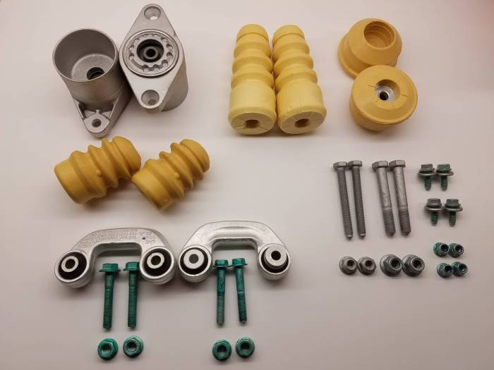 Various but Always Quality - Suspension Install Kit with Stabilizers (BHW)
