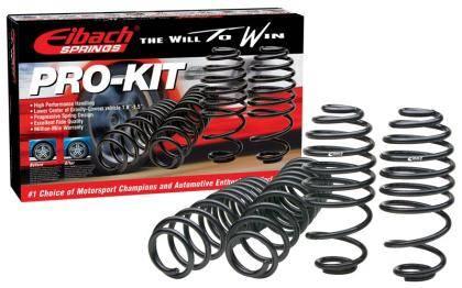Eibach - Eibach Springs Pro-Kit for Mk7 Golf Sportwagen TDI