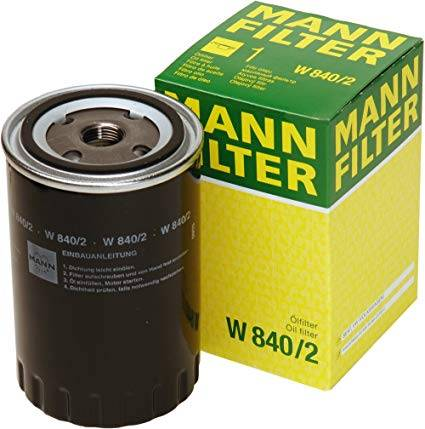 Mann - Oil Filter [Mann] (Mk3) (B4)