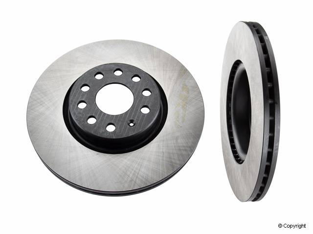 Brembo - Front Brake Set (Jetta Cup Edition 2010) (SportWagen 2009 - 2014) (Passat 12-14)(Brembo)- 312mm