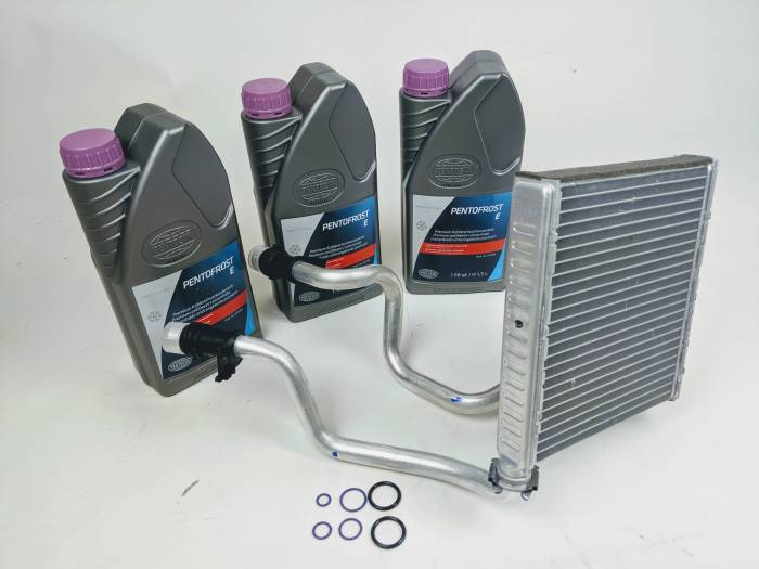 Jetta Sedan Heater Kit pictured
