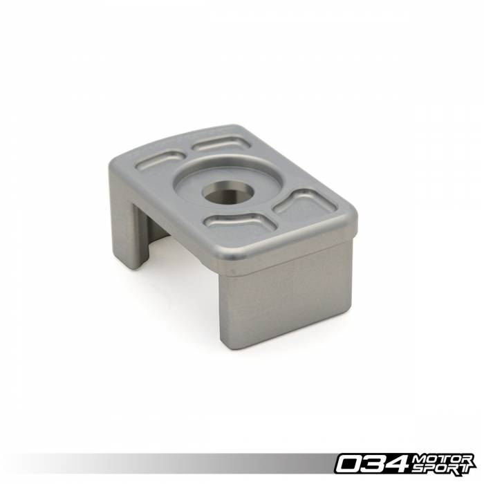 034 Motorsport - Billet Aluminum Dogbone Mount Insert for 2009+ MkV/MkVI Volkswagen Golf/Jetta/GTI/GLI & 8J/8P Audi TT/A3