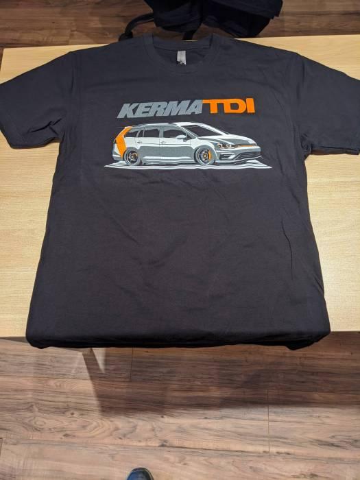 KermaTDI - Kerma Mk7 T-Shirt