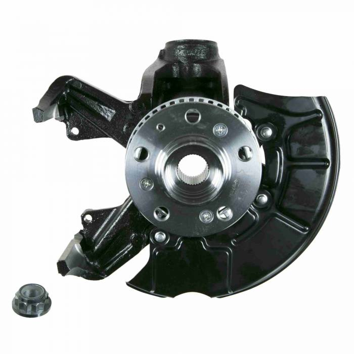 Various but Always Quality - Fully Assembled Steering Knuckle Front Left (Mk4 TDI / 2.0L Gassers)