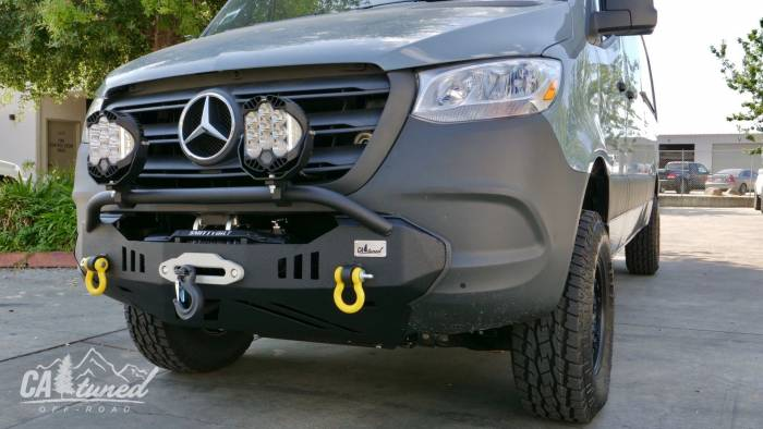 CATUNED OFF-ROAD 2019+ SPRINTER HAMMERHEAD BUMPER