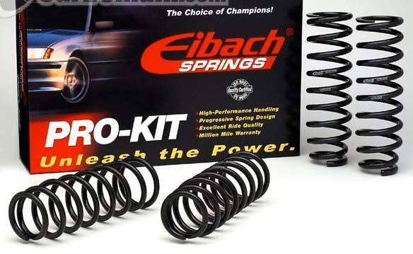 Eibach - Eibach Pro Kit Lowering Springs (mk4) (Set of 4) (Golf/Jetta/Jetta Wagon) TDI