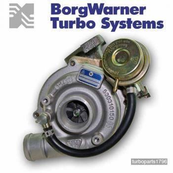 Borg Warner - Hybrid Turbocharger (Borg Warner) - AAZ engine code