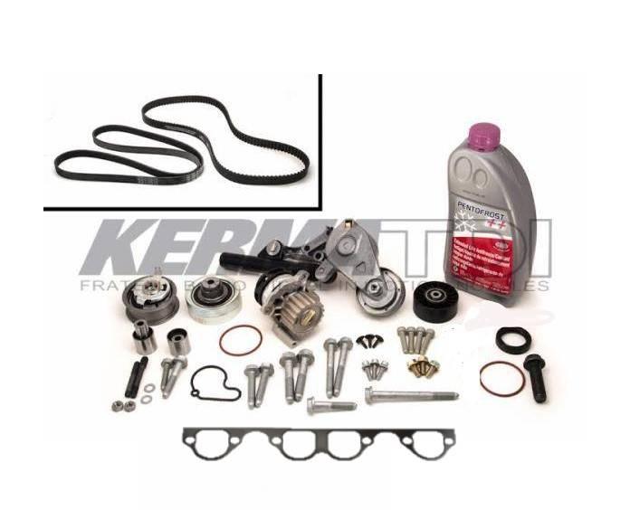 KermaTDI - High Mileage Timing Belt Kit (Mk4 ALH)