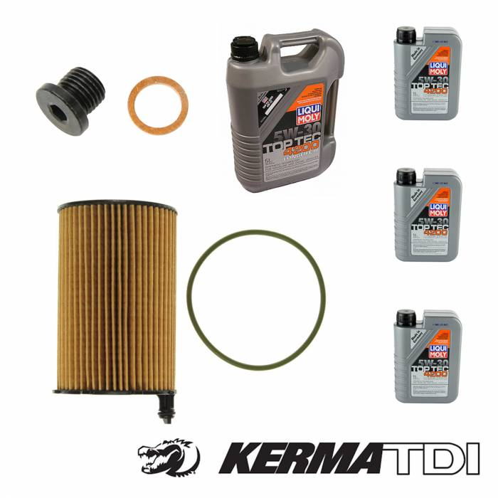 Various but Always Quality - Oil Change Kit (CNRB)(CPNB)