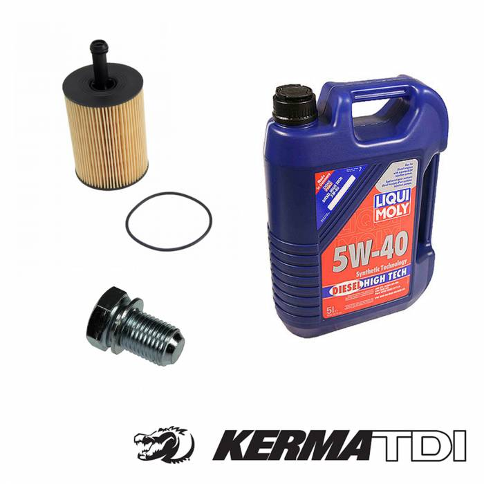 Various but Always Quality - Oil Change Kit (MK5 BRM)