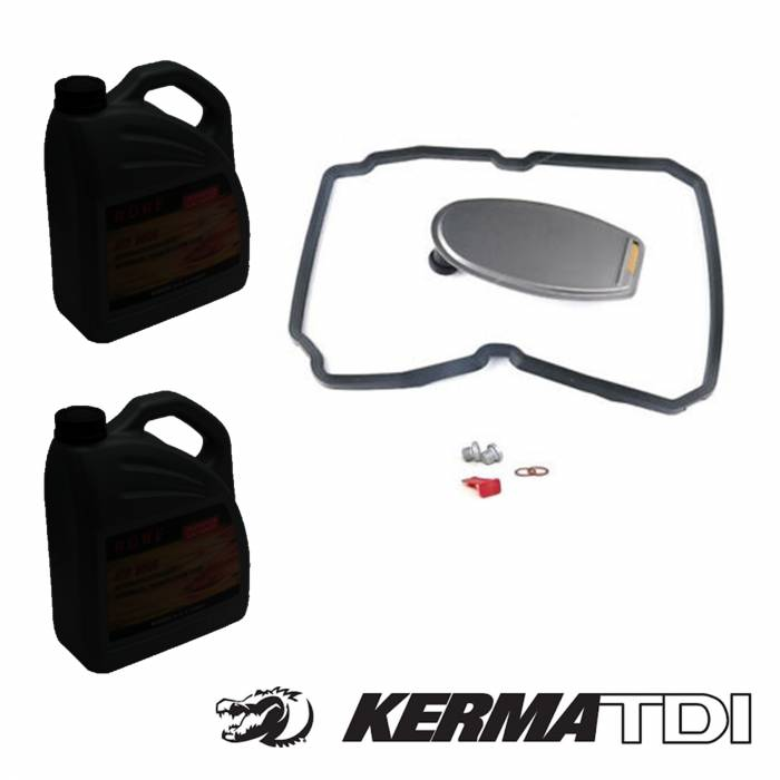 Complete auto transmission service kit for Sprinter Gen2 2014+ and 2010+ 7 speed MB 722.9 Plus