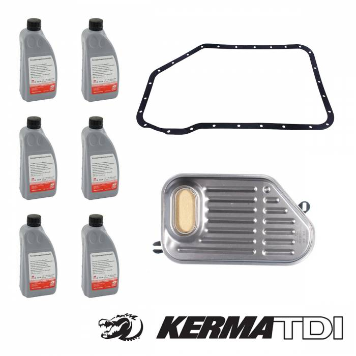Various but Always Quality - Automatic Transmission Kit for B5.5 Passat (BHW) with Fluids
