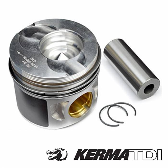 OEM TDI pistons OVERSIZE size (Mk3) (B4) (Mk4 ALH)