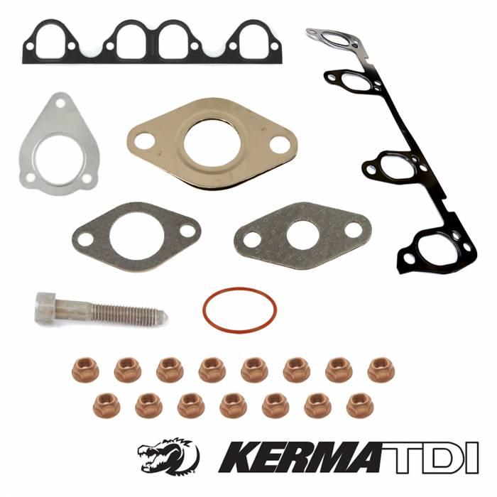 Various but Always Quality - Turbo Installation Kit (Mk4)