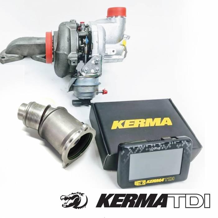 KermaTDI - STAGE 3 Kit for 2015-16 TDI!! for Golf, Sportwagen, Passat, Jetta, Beetle and Audi A3 Sedan