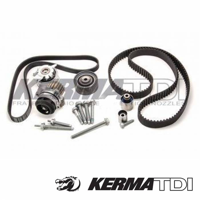 KermaTDI - Complete Timing Belt Kit (CBEA) (CJAA) - Common Rail