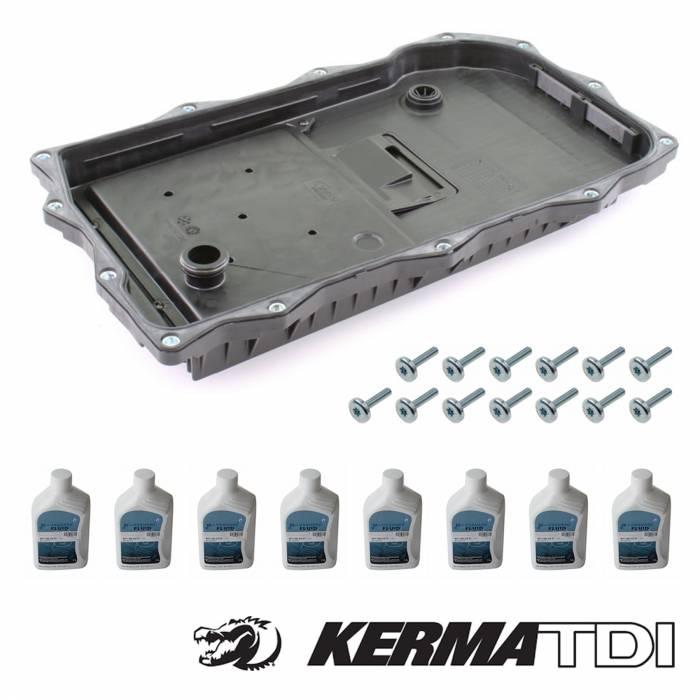Various but Always Quality - BMW 8-Speed Automatic Transmission Service Kit