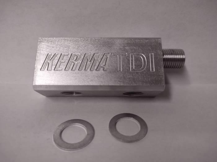 KermaTDI - Oil Pressure / Temp Adapter (Mk4 ALH)