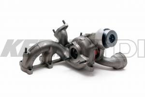 Borg Warner - Series 7 Borg Warner Turbocharger V.2 for ALH and BEW - Image 1