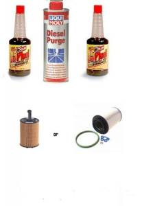 Liqui / Lubro Moly - Liqui Moly Diesel Purge/ Redline Deluxe Cleaning Kit PD BRM - Image 1