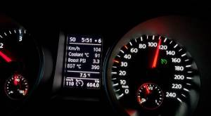 Auto Polar / QDS - Polar FIS Advanced Dashboard Display - Image 1
