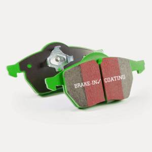 EBC Brakes - EBC GREENSTUFF PADS REAR set for Sprinter 2500 3.0L and 2.1L - Image 1