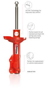 Koni - New! Koni Special Active Strut and Shock set for BMW 328d x-drive (2014-2018) - Image 2