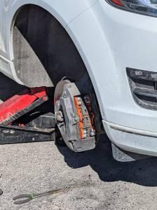 EBC Brakes - EBC Extra Duty Front Brake Pad Set - Image 3