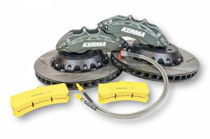 KermaTDI - New Upgraded Mercedes Sprinter Brakes 6 piston kit - Image 3
