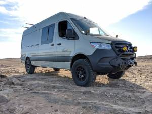 CATUNED OFF-ROAD 2019+ SPRINTER HAMMERHEAD BUMPER - Image 3